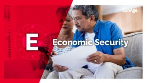 E - Economic Security slide