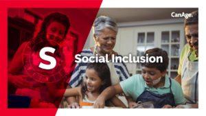 S - Social Inclusion slide