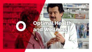 )- Optimal Health and Wellness slide