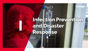 I - Infection Prevention and Disaster Response slide