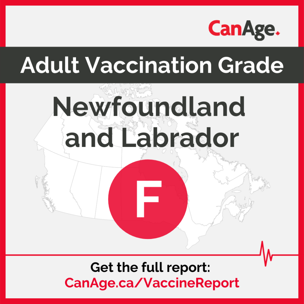 Newfoundland and Labrador report card
