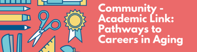 Pathways to careers in aging logo